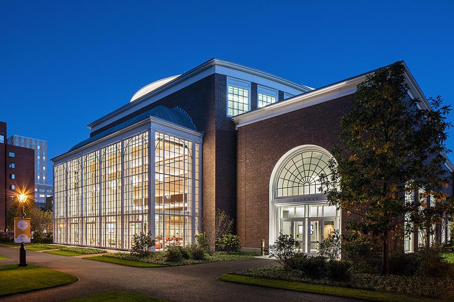 Dusk Lighting Architectural Photographer Boston
